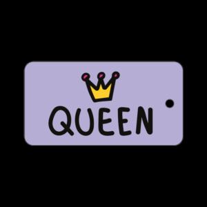 LED Queen Key Fob